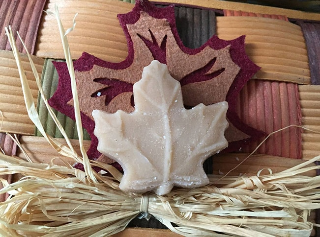maple sugar decor