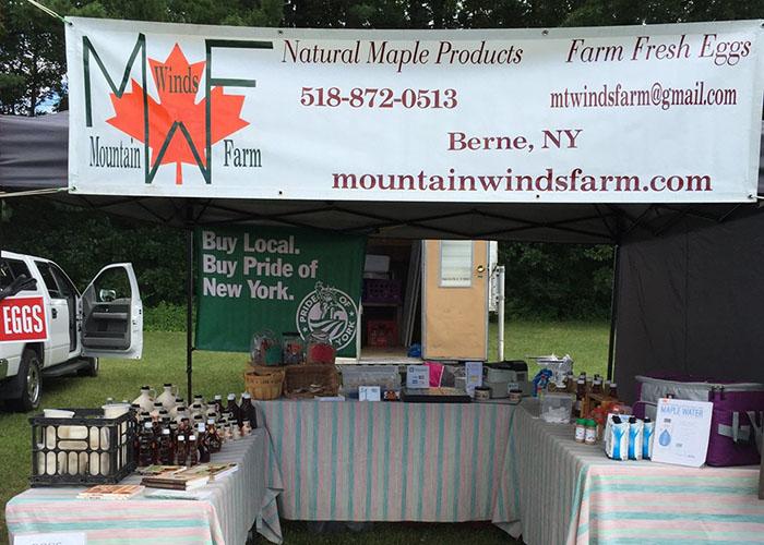 Home :: Mountain Winds Farm